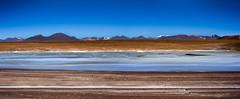 Altiplano - Bolivia (tigrić) Tags: travel mountains southamerica nature landscape bolivia andes altiplano borax southwesttour vertorama andeanplateau