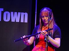 Musician (Gaz-zee-boh) Tags: musician music london concert folk n1 traditionalmusic londonist flautist kingsplace concertflute returntocamdentownfestival orlaithmcauliffe