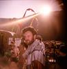 (christait) Tags: portrait music colour film festival kyle holga nelson lensflare shambhala 2014 120cfn salmo kodakportra160