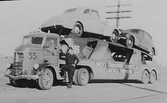 MACK's Transport Mack #35 (PAcarhauler) Tags: tractor truck semi mack coe packard carcarrier
