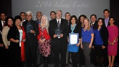 2014 Inland Empire Hispanic Image Awards Honorees
