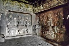 India - Maharashtra - Ellora Caves - Cave 12 - 28 (asienman) Tags: india maharashtra elloracaves asienmanphotography