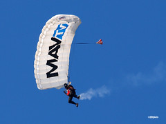 141101_050_SAS_OpenCer (AgentADQ) Tags: show sky skydiving florida aviation air dive stuart airshow parachuting 2014