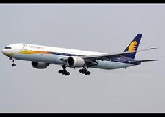 Boeing | 777-35R/ER | Jet Airways | VT-JEG | Hong Kong | HKG | VHHH