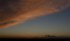 Sunset 23rd November 2014 (mark_fr) Tags: york sunset sky sun lighthouse set sunrise volcano view little market yorkshire hill estuary vale east dust rise volcanic mere beverley moray humber firth lossiemouth hornsea weighton molescroft covesea
