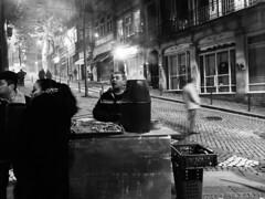 (António Sardinha) Tags: portugal porto noite castanhas