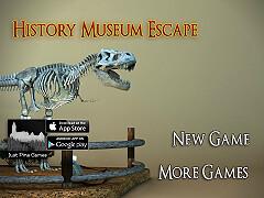 逃出歷史博物館(History Museum Escape)