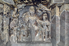 India - Maharashtra - Ellora Caves - Cave 15 - 8 (asienman) Tags: india worldheritagesite maharashtra elloracaves cave15 asienmanphotography