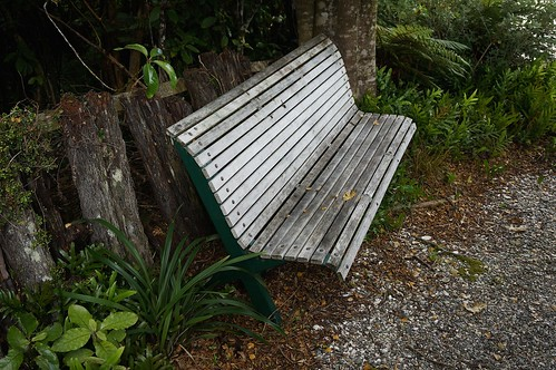 Bench at Moturau Moana (2)