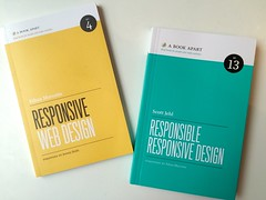 Responsive reading material.