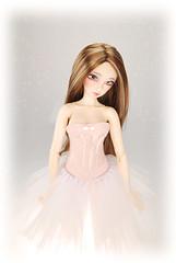 Juliette: Pink Silk Corset (Amy Lilley) Tags: cute set stars amy handmade lace twin skirt sanrio kawaii corset tutu atelier juri f60 lilley tutut feeple nomyens natrume