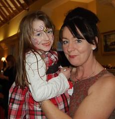 Niamh Regan with Her Aunt Kathleen Regan