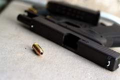 Hollowpoint (Mike Dargy Photography) Tags: shell sw 40 ammunition casing hollowpoint jhp blackhillsammunition