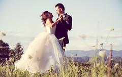Love Dance (hybrid_green) Tags: wedding love bride dance married husband just romantic