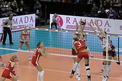GO4G9780_R.Varadi_R.Varadi (Robi33) Tags: game sport ball switzerland championship team women action basel tournament match network volleyball volley referees
