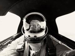 Spacesuit Selfie by Christopher.Michel - U-2 Spy Plane