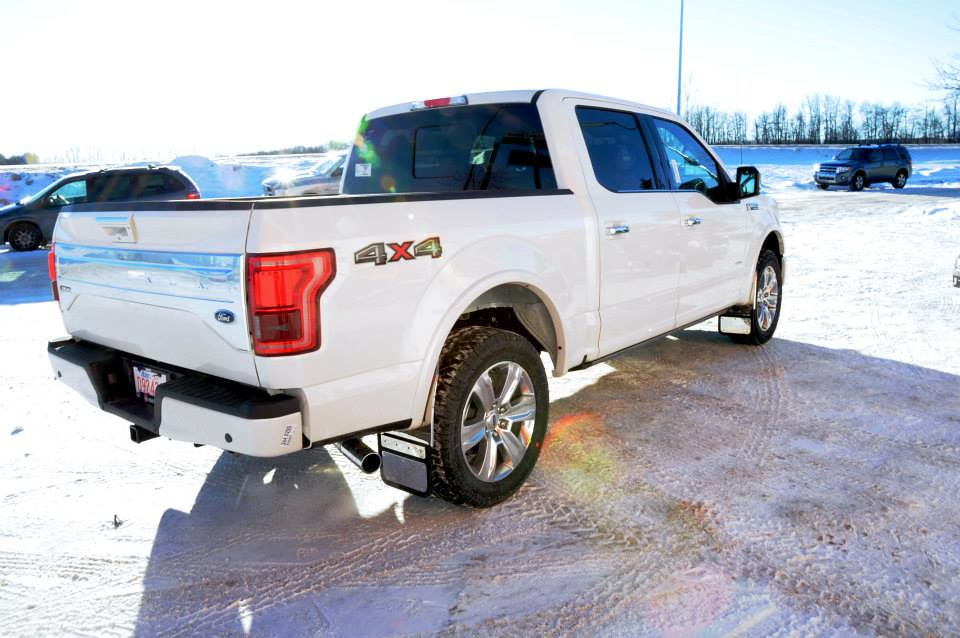 F No Drill Offsets Truckhardware Tags Ford Aluminum No Bracket F Flares