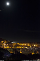 Full Moon of January (Ludtz) Tags: winter sea mer moon night port marina lune canon harbor cotedazur hiver fullmoon moonrise nuit mediterraneansea mditerrane pleinelune lelavandou leverdelune 5dmkii canoneos5dmkii ludtz ef50|14