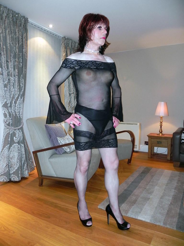Transvestite crossdresser tv