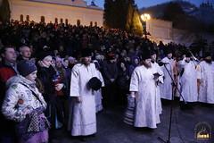 27. Праздник Богоявления в Святогорской Лавре