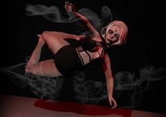 Dangerous Woman (Elena Amina Aristotle (Rachel Acoustic)) Tags: fashion hair lab fair tres chic genesis iconic phat oro