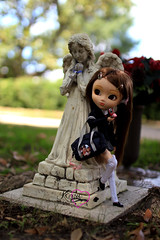 Something For Me (dreamdust2022) Tags: school cute girl loving high doll day sweet innocent young adorable shy pullip charming dreamer kenzie tender