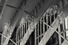 Bridges of Castlefield 4b (Leopold Green) Tags: manchester bridges castlefield railwaybridge manchestershipcanal