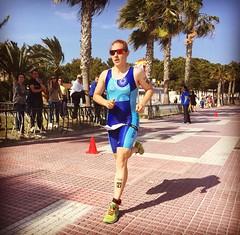 Ana Mariblanca gana el campeonato españa triatlon universitario 6