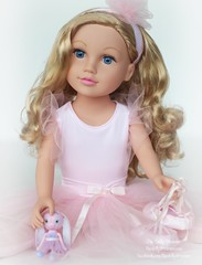 Journey Girl Kara Rose (thedollydreamer) Tags: doll r dolly 182 kararose dellaero journeygirls dreamerbridget packtoys usexclusiveballerinaoutfitmy lifemooshkabunnythe