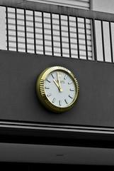 017 clock (jasminepeters019) Tags: clock europe time clocktower timepiece europetrip ticktock 100shoot