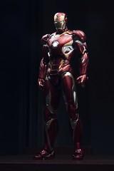 SH Figuarts Iron Man Mark 45 (Ei8t) Tags: lighting macro toy lumix ironman 60mm mumbai avengers strobe gh4 toyphotography vsco shfiguarts ageofultron