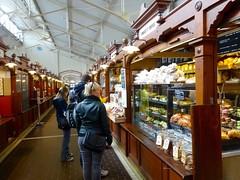 Markt aan de haven in Helsinki