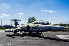 Gatow Air  Museum F104 Starfighter , Gatow Berlin (safc1965) Tags: berlin museum germany f104 luftwaffe starfighter gatow