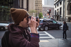 Back In The City (Evan's Life Through The Lens) Tags: life camera city travel friends food abstract color glass beautiful myself lens fun photography drive photo blog amazing view minolta antique walk vibrant f14 sony fair hike adventure explore document 58mm carry vitnage a7s