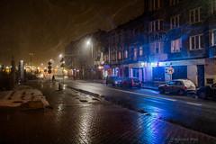 Bdzin (nightmareck) Tags: winter rain night europa europe fuji poland polska handheld fujifilm zima fujinon deszcz pancakelens bdzin xe1 apsc mirrorless xtrans fotografianocna xmount zagbiedbrowskie xf18mm xf18mmf20r bezlusterkowiec