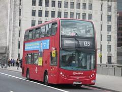 Arriva London T153 LJ60AWA London Bridge, London on 133 (1280x960) (dearingbuspix) Tags: tfl arriva 153 transportforlondon arrivalondon t153 lj60awa