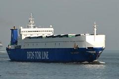 TOR ANGLIA (Bernhard Fuchs) Tags: boat cargo cargoships cuxhaven dfds elbe frachtschiff frachtschiffe nikon roro schiffe ship ships roroschiff vessel autotransporter water boot schiff wasser