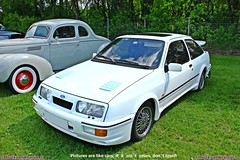 Ford Sierra RS Cosworth (Trucks and nature) Tags: door 3 classic ford modern tail rally group wing fast icon racing sierra turbo winner whale legend rs racer spoiler btcc cosworth wtcc rwd cossie a