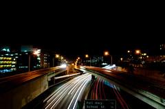 Ward Bridge (Silky Mitts) Tags: road nightphotography travel lights hawaii nikon long exposure outdoor freeway aloha d7000 oahuphotographytours