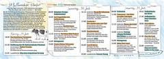 Programm Filmfest 2016 (Filmfestkruh) Tags: programm 2016 ballmertshofen filmfestkuh