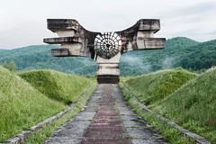 The Wind from Nowhere (www.nicolabertellotti.com) Tags: abandoned monument decay monumento forgotten statua urbex abbandono abbandonato decadenza abbandonata