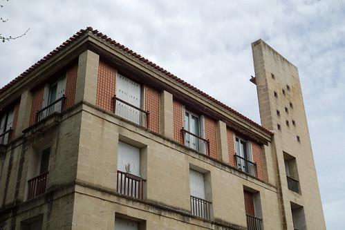 Les 200 logements - Aix en Provence - Fernand Pouillon