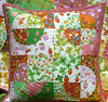 Another Round (alidiza) Tags: quilt patchwork drunkardspath briarrose heatherross