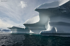 Icicles (naturalturn) Tags: ice bay antarctica iceberg icicles antarcticpeninsula andvordbay andvord image:rating=5 image:id=191413