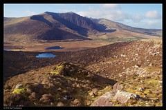 Owenmore Valley (Neil Tackaberry) Tags: county ireland terrain irish mountain mountains landscape scenery view scenic scene kerry valley co vista geology rugged glacial dinglepeninsula countykerry cokerry glacialvalley owenmorevalley owenmore