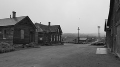 Main Street (sidxms) Tags: not bodie ghost town goldrush abandoned statepark california samsung galaxy note 4 bnw bw monochrome blackandwhite
