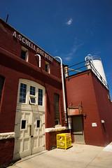 _DSC0835 New Ulm, Minnesota USA (POV Heartland) Tags: red building minnesota zeiss sony brewery architcture redbrick newulm schell carlzeiss whitedoor a7ii loxia sonyalpha augustschellbrewery a7m2 minnesotariverscenicbyway loxia2821 loxiaf2821 loxiaf2821mm minnesotascenicbyways