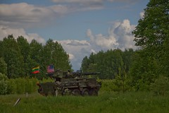 2CR Dragoon Ride II in Panavezys, Lithuania June 12, 2016 (2d Cavalry Regiment) Tags: trooper europe lithuania nato usarmy dragoon stryker 2cr usareur eucom taskforcesaber 2dcavalryregiment strongeurope dragoonride alliedstrong 4thsquadron2dcavalryregiment dragoonrideii