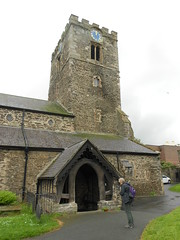 Photo of Conwy. Church of St. Mary & All Saints.