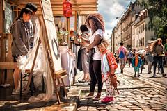 bunny (o_teuerle) Tags: kind child mdchen girl frau woman street color colour farbe streetportrait nikon sun sonne dresden sachsen saxony